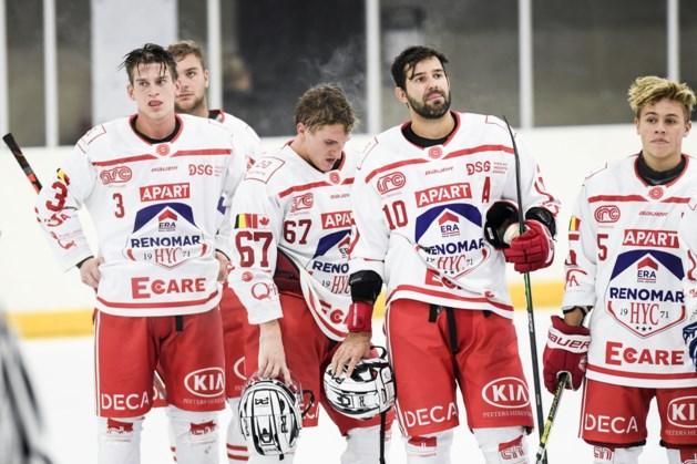 Nederlandse ijshockeyteams trekken zich terug uit BeNeLeague