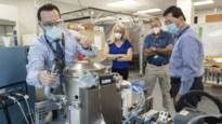 Vrouwvriendelijk miljoenentoilet onderweg naar ISS
