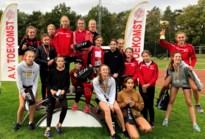 AVT Atletiek  sluit zomerseizoen af met een jeugdmeeting
