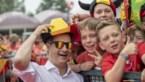 KBVB laat vier fans wedstrijd van Rode Duivels beleven als echte VIP's