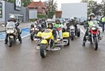 Rooske doet motortrip voor 70ste verjaardag