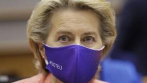 Europees Commissievoorzitter von der Leyen in quarantaine