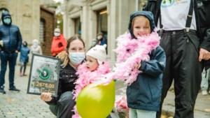 Bilzense mama van meisje (2) met hersenverlamming stapt naar Scherpenheuvel