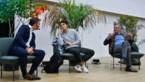 Coens, Lachaert en Rousseau houden het hoffelijk tijdens openingscollege UGent