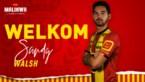 KV Mechelen haalt transfervrije Sandy Walsh
