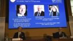 Nobelprijs Natuurkunde gaat naar drie astronomen voor onderzoek naar zwarte gaten