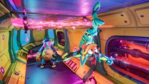 Crash Bandicoot opnieuw springlevend in 'It's about time'