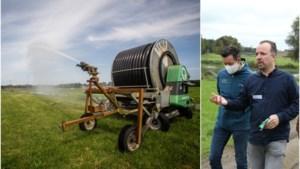 Ruben Weytjens moet Limburgse boeren helpen water te besparen