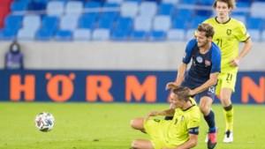 Hrosovsky met Slovakije op zoek naar EK-ticket