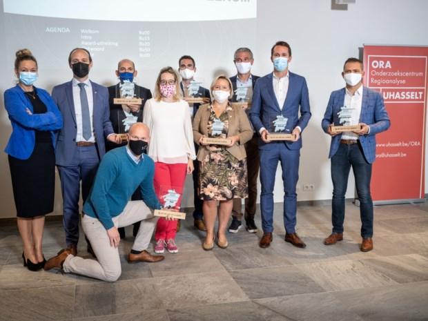 Awards voor beste Limburgse gemeenten uit De Gemeenterapporten