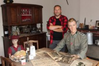 Huis in Gingelom weer bezet door de Duitsers