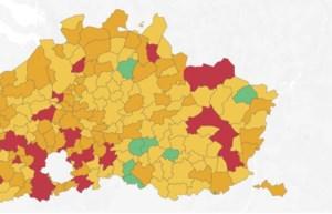 Coronacijfers blijven hoopvol in Bocholt