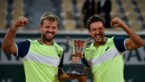 Duitsers Krawietz en Mies verlengen dubbeltitel op Roland Garros