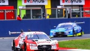 René Rast klopt Robin Frijns in eerste DTM-race in Zolder
