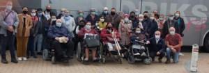 Reumatoïde Artritis Limburg waait uit in Nieuwpoort