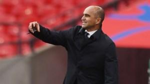 """Roberto Martinez niet tevreden met tweede helft van Rode Duivels: """"Moeten aantal zaken bekijken"""""""