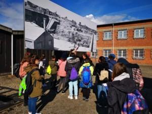 Zesdejaars van FLX basisonderwijs bezoeken het Fort van Breendonk