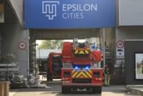 Lasermachine vat vuur bij Epsilon Cities in Bree