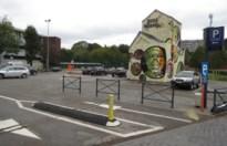 Graffitoren moet wijken voor herinrichting Jazz Bilzenplein