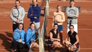 Heidi Creemers is Limburgs kampioen enkel en dubbel