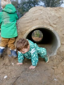 Limburgs Landschap laat meer dan 800 kinderen in het bos ravotten