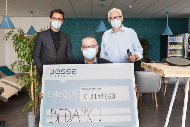 Limburg zamelt 55.000 euro in voor ondersteuning Jessapersoneel