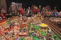 LEGO-bouwers organiseren expo in etalages van Peltse handelaars