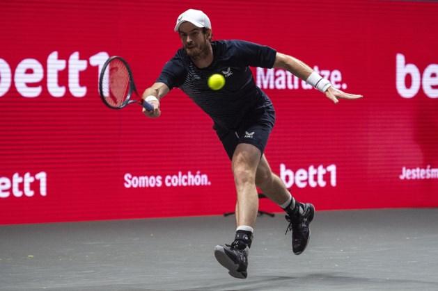 Andy Murray gaat er meteen uit tegen Verdasco op ATP Keulen