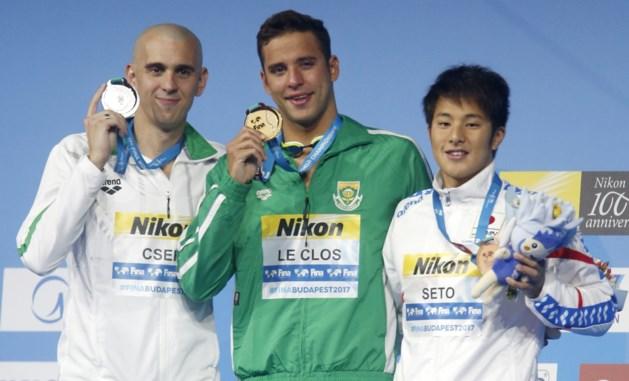 Japanse zwemkampioen krijgt schorsing voor buitenechtelijke affaire