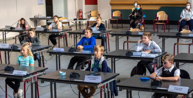 Nieuwe kindergemeenteraad aangesteld in Beringen