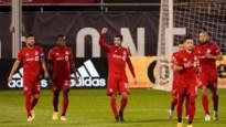 Pozuelo speelt de pannen van het dak in de MLS