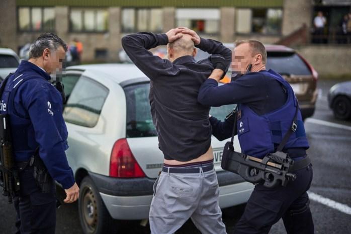 Veertiger uit Oudsbergen betrapt met drugs tijdens controle rond coronamaatregelen