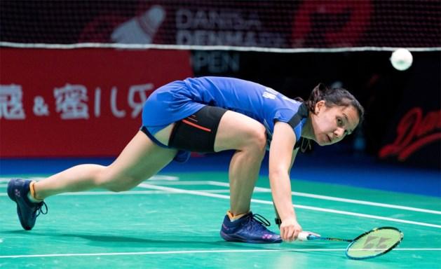 Bilzerse Lianne Tan staat in kwartfinales van Deens Open badminton