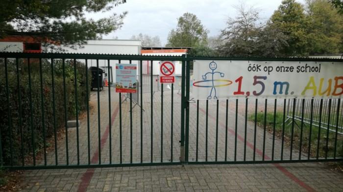 Dieven stelen laptops uit basisschool in Lommel
