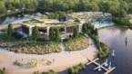 Eerste blik op nieuw zwembad in Terhills Resort