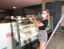Agressieve klant die Lanakens ijssalon kort en klein sloeg, krijgt werkstraf van 60 uren