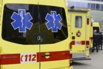 Eén gewonde bij ongeval op Berkenlaan