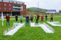RIMO plant 745 witte vlagjes voor Beringenaren in armoede