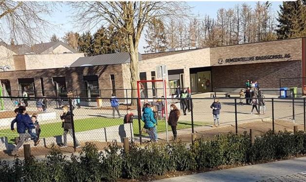 Basisschool in As gaat een week dicht