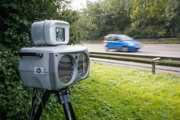 67 snelheidsduivels betrapt in Genk, As en Zutendaal