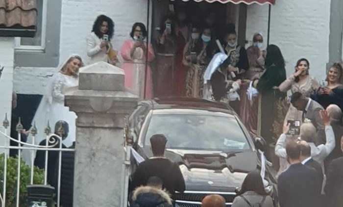 """Huwelijksfeest in Heers overtreedt coronaregels: """"Kan niet door de beugel"""""""