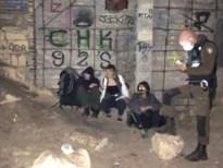Politie betrapt zes jonge Nederlandse 'avonturiers' in groeven bij Kanne