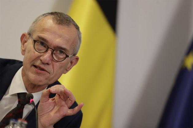 """Frank Vandenbroucke: """"Dicht bij een tsunami"""" in Wallonië en Brussel"""