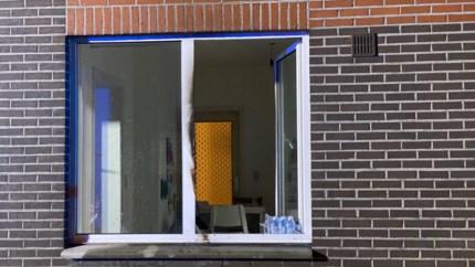 Brand in Houthalen aangestoken: verdachte gooide brandende doek door raam