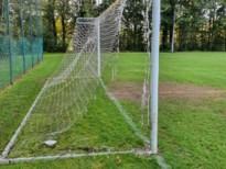 Vandalen vernielen zeven voetbalnetten van Torpedo Hasselt