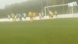 Een omhaal van een doelman en een wereldgoal: dit was het weekend op de Limburgse (jeugd)voetbalvelden