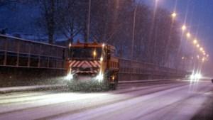 Winterdienst Wegen en Verkeer gaat van start, 108.000 ton strooizout in voorraad