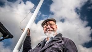 Dieven stelen Vlaamse Leeuw op negentigste verjaardag van ex-politicus Jan Caubergs