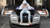 Ook in hoger beroep rijverbod voor rapper Boef