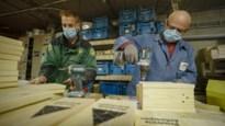 2.000 mezenkastjes in elkaar getimmerd in de strijd tegen eikenprocessierups